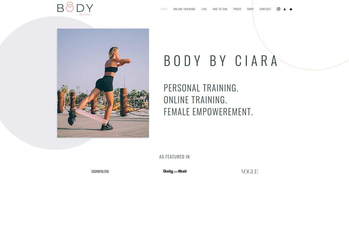 https://www.bodybyciara.com/
