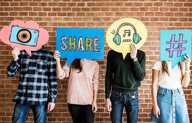 Social Media Servicest Min